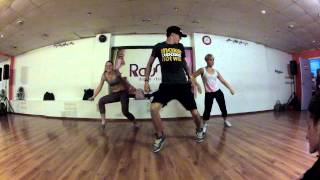 """MAVADO - GIVE IT ALL TO ME"" DANCEHALL CHOREOGRAPHY BY ANDREY BOYKO"