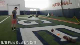 Cody Parkey   2014 NFL Draft   Philadelphia Eagles   Auburn University