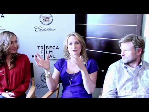 Zoe Bell, Josh C. Waller, Rebecca Marshall, Doug Jones & Tracie Thoms chat about 'Raze'