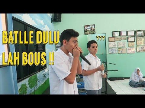 BEATBOX GUE DI KALAHIN ANAK SMA ?? | SansVlog