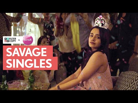 FilterCopy | When You're Single And Savage AF | Valentine's Day Special | Ft. Apoorva Arora