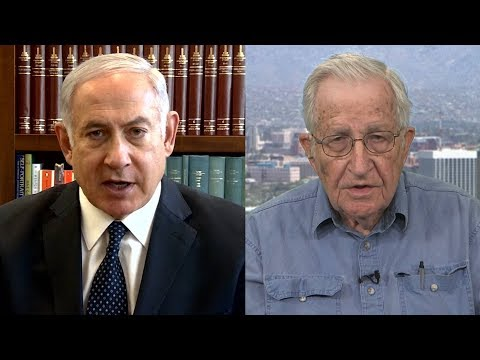 "Noam Chomsky Condemns Israel's Shift To Far Right \u0026 New ""Jewish Nation-State"" Law"