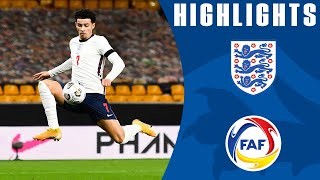 England U21 3-1 Andorra U21 | Curtis Jones Gets His First U21 Goal! | Official Highlights