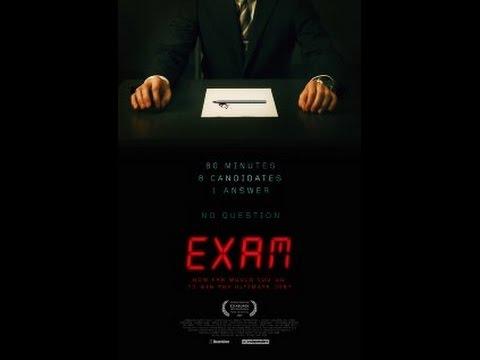 Exam (2009) Official Trailer