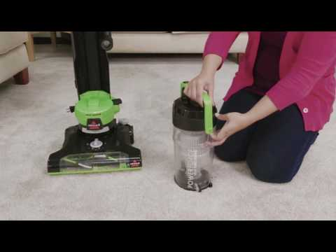 PowerForce® Helix Turbo Rewind - Cleaning Filters & Separator
