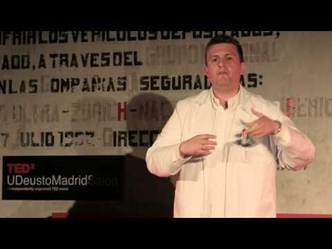 Cambiar la educación para crear cultura financiera | Carlos Ruben Durán | TEDxUDeustoMadridSalon