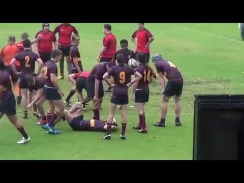 Scotch College vs Aquinas Rugby 2015 Game 3