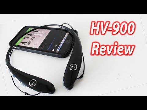 HV-900 Wireless Bluetooth Headphones Review - Best Bang For Your Buck