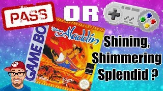 Aladdin on Gameboy -Does it Hold up against the console ports ? | Pass or Play