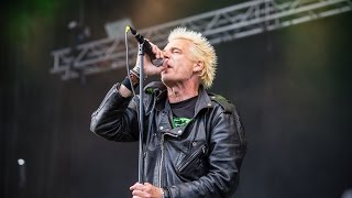 GBH - Live at Resurrection Fest 2014 (Viveiro, Spain) [Full show]