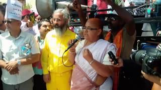 Former Chief Justice Sushila Karki Speaks In Support of Dr. Govinda KC