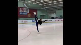 Камила Валиева Kamila Valieva Тянусь к победе на льду