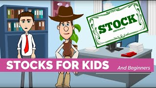 Stock Market 101: What are Stocks? Easy Peasy Finance for Kids and Beginners