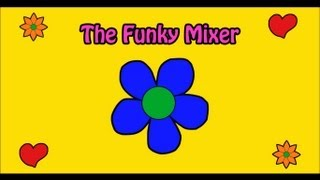 The Funky Mixer - Sensations (Hip Hop Instrumental)
