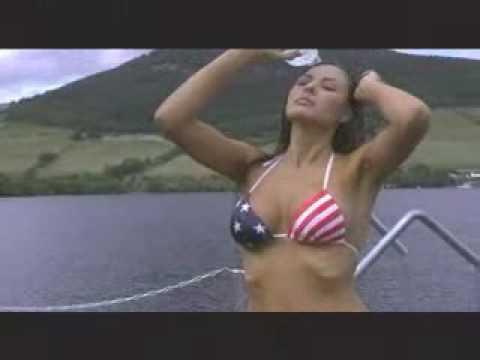 Kitana Baker Incident at Loch Ness