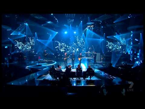 INXS & Altiyan Childs - Don't Change (X Factor Grand Final)