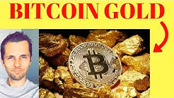 "Bitcoin Gold Fork 2017 - The New ""BITCOIN GOLD"" Rush Is Taking Over - Youtube"