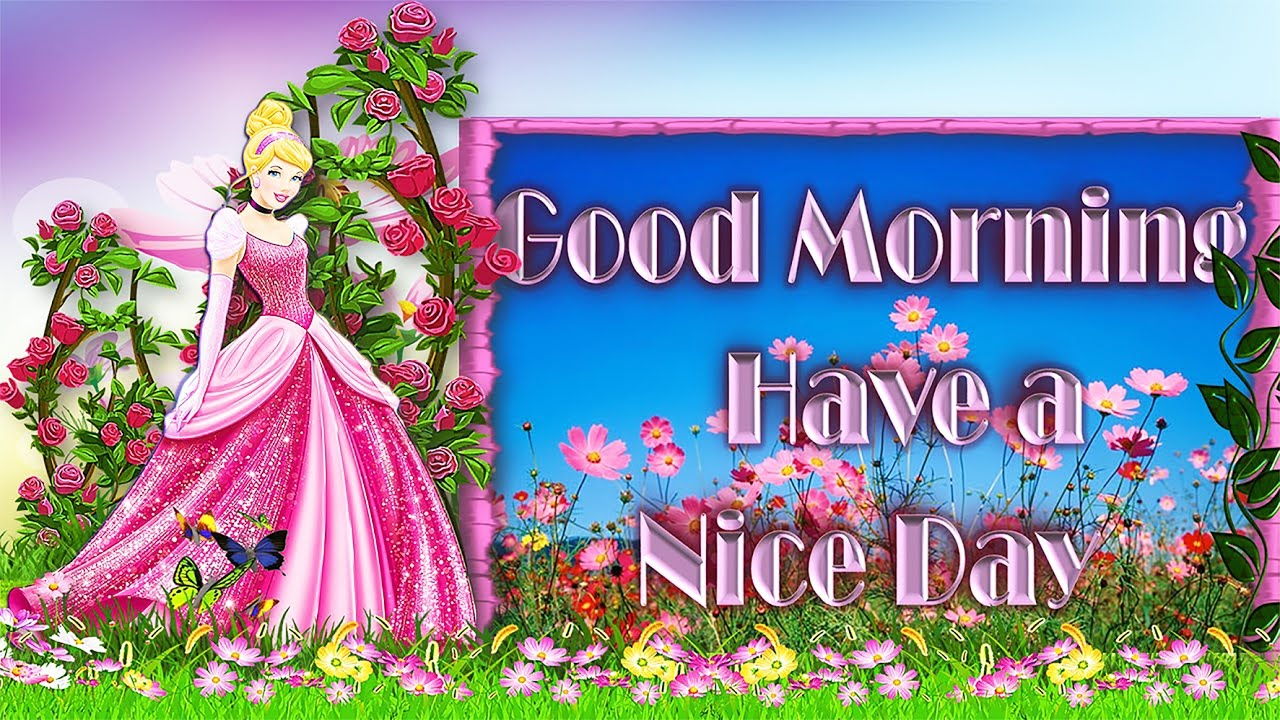 Beautiful latest cute animated good morning greetings ecard beautiful latest cute animated good morning greetings ecard animated good morning greetings with youtube m4hsunfo