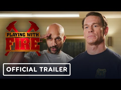 Playing with Fire trailer