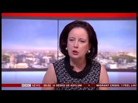Cornleia Meyer BBC World (08/09/2017)