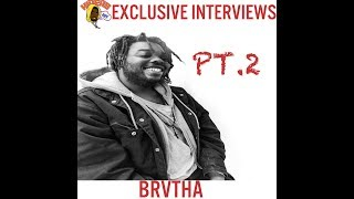 Hideas Exclusive Interviews: Brvtha Part 2