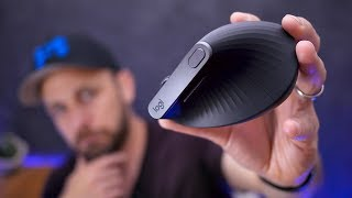 Logitech MX Vertical Mouse Super Review - vs. Anker