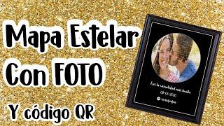 Mapa Estelar Con Foto Gratis En Word Free Star Map Regalo Para 14 De Febrero San Valentín Youtube