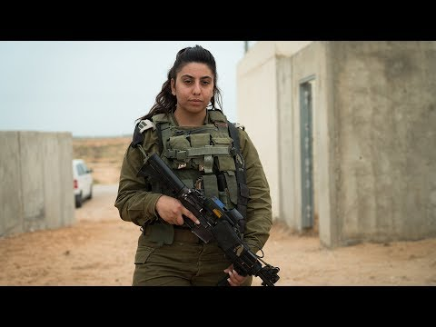 Arguments rage over IDF's inclusion of women, but co-ed 'Lions' have a job to do