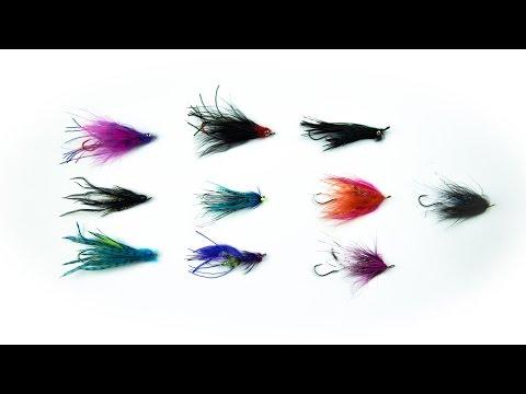 Ashland Fly Shop - Jon's Top Ten Winter Steelhead Flies