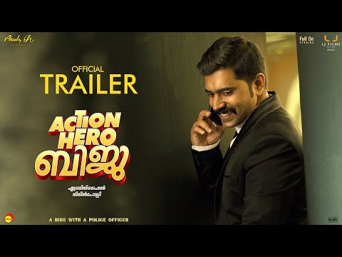 Action Hero Biju Official Trailer HD With...
