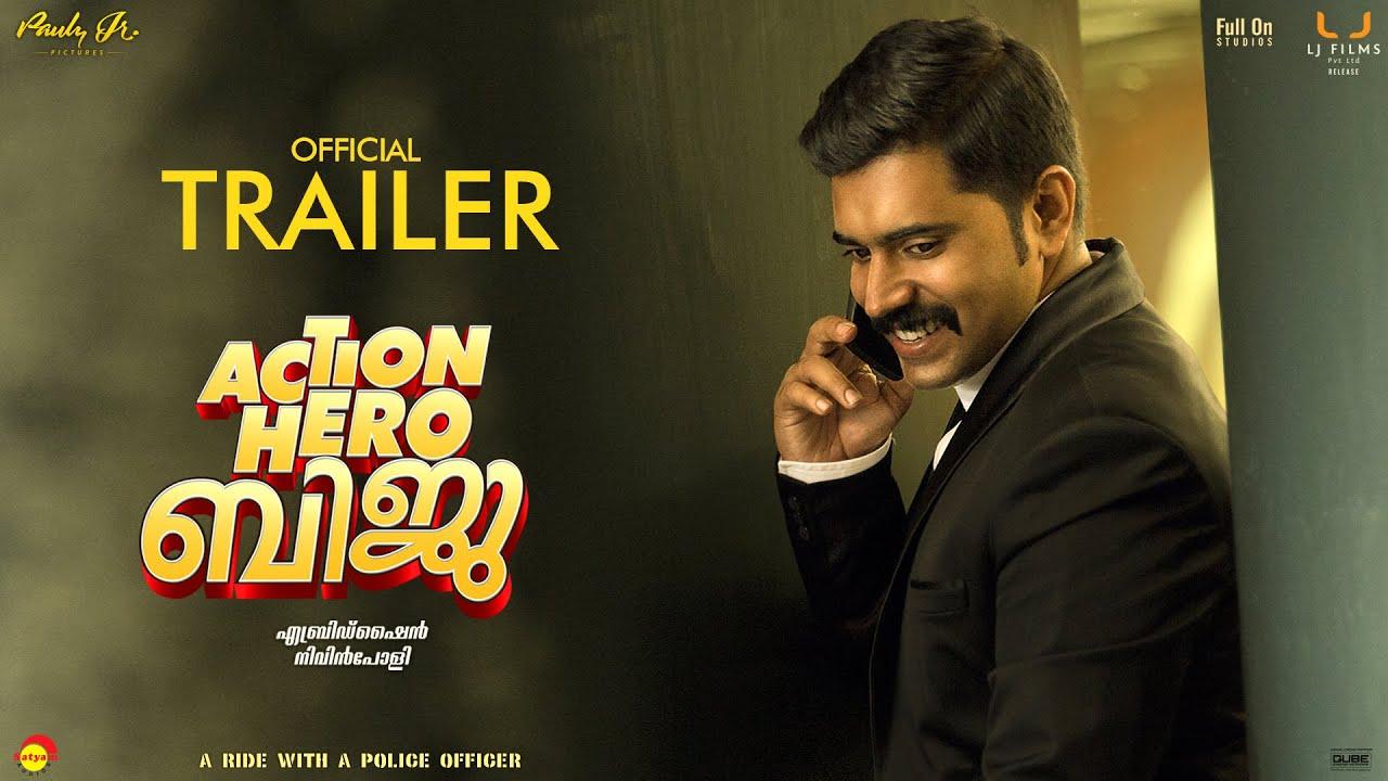 Image result for Action Hero Biju official trailer images