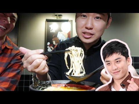 THE BEST JAPANESE RAMEN IN SEOUL! (feat. BIGBANG Seungri) [Seoul City Vibes Ep.60]