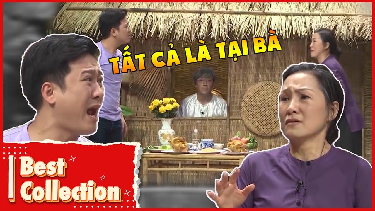Kỳ Tài Thách Đấu Best Collection   Tập 3: Trường Giang trách móc Hồng Đào, gào khóc khi biết sự thật