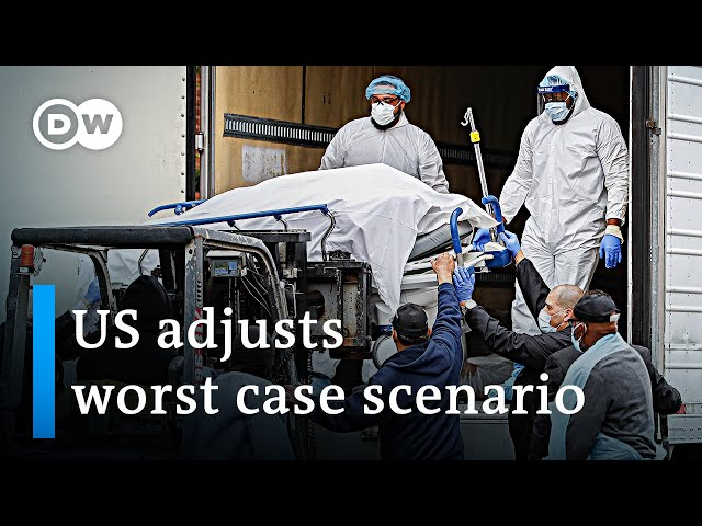 Donald Trump raises expected deaths up to 240,000 +++ Covid-19 in Afghanistan | Coronavirus Update