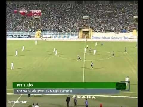 Adana Demirspor 2 - Manisaspor 0