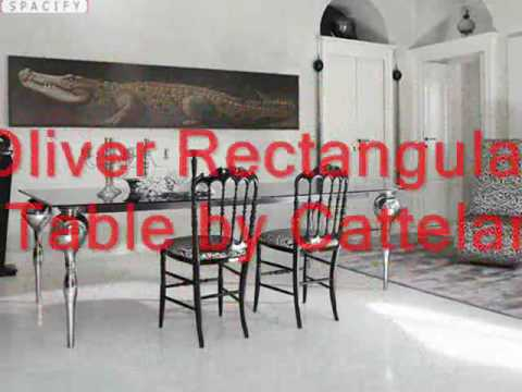 Formal dining room tables and round unique dining for Dining room tables you tube