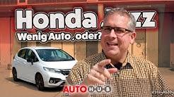 Honda Jazz 2019 mit 130 PS im Test mit Habby