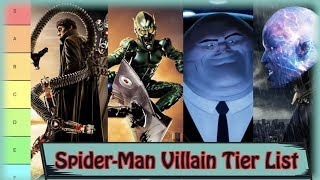 Spider-Man Villain Tier List (Ranked w/ Far From Home)