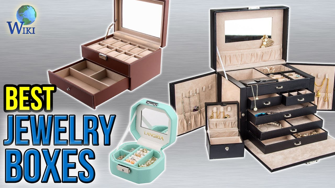 10 Best Jewelry Boxes 2017 YouTube