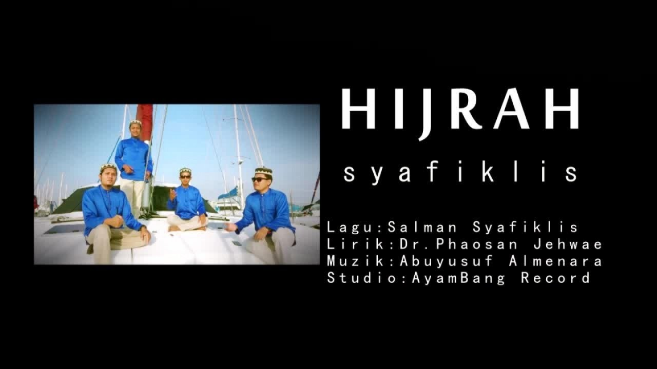 Download Syafiklis - Hijrah