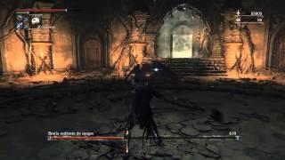 Bestia sedienta de sangre - Cáliz del afligido Loran | BLOODBORNE