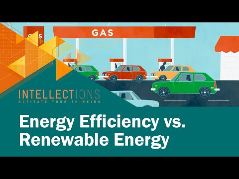 Energy Efficiency: Our Best Source of Clean Energy