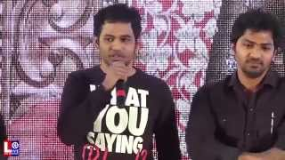 Hiphop Tamizha Adhi Speech at Maga Maharaju Movie Audio Launch - Video HD