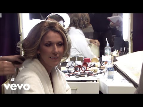 Céline Dion - Dressing Room Rehearsal (from the film