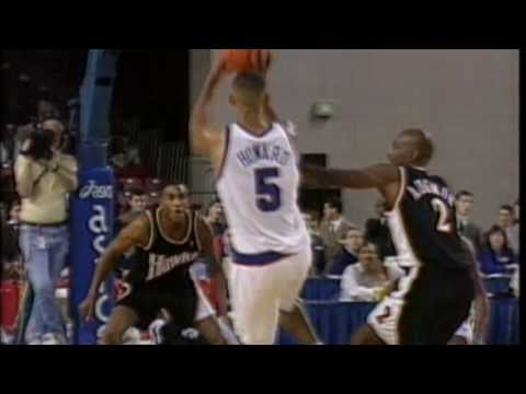 Shaq, Alonzo Mourning, and Chris Webber Highlight the Top 10 Plays of the Week- February 25, 1995
