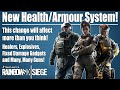 A lot of stuff will change with the new health system rainbow six siege mp3
