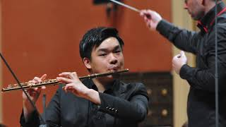 Aram Khachaturian Flute Concerto , Flute Yubeen Kim 플루트 김유빈