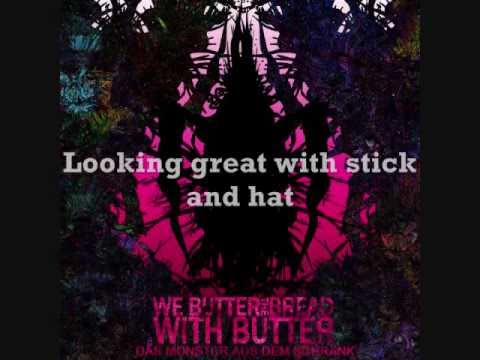 We Butter The Bread With Butter - Hänschen klein (Translated English Lyrics Video)