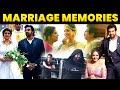 Chiranjeevi sarja and meghna raj wedding memories chiranjeevi sarja marriages cineulagam