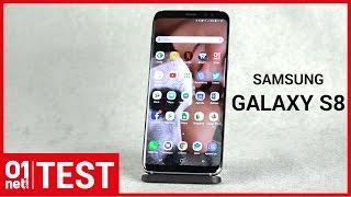 Test du Samsung Galaxy S8: le smartphone au-dessus de tous les autres ?